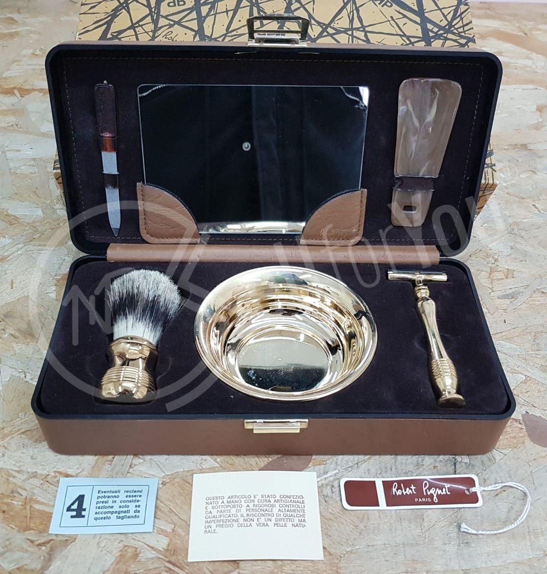 sellforyou immagine articolo Kit da bagno vintage Rolent Pignet Paris per uomo