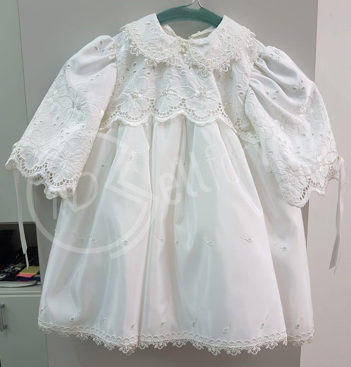 sellforyou immagine articolo Vestito camicetta per Battesimo