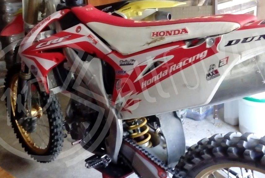 sellforyou immagine articolo Moto Honda CRF 250 R - anno 2010