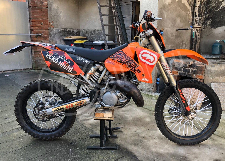 sellforyou immagine articolo Moto KTM EXC 125 - anno 2003