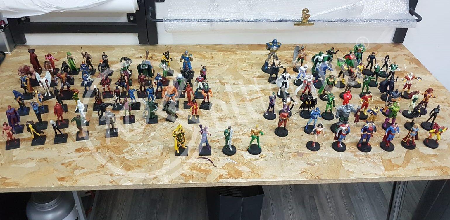 sellforyou immagine default articolo correlato non trovatoLotto 102 personaggi Eaglemoss Marvel e DC da collezione
