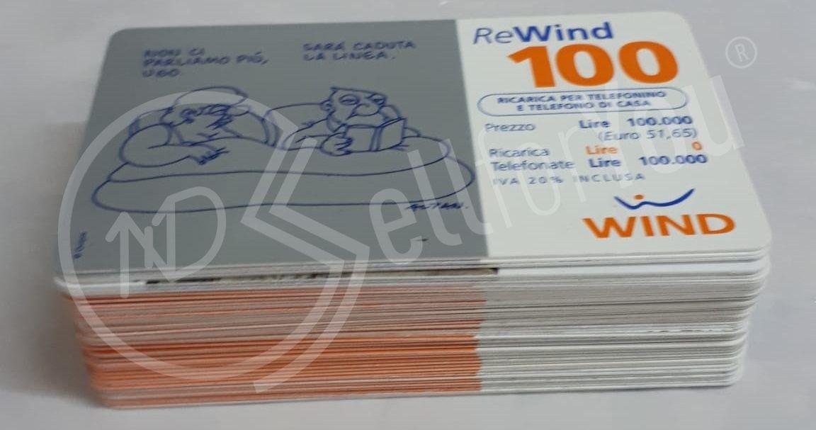 sellforyou immagine default articolo correlato non trovatoLotto 52 schede Telefoniche ricarica WIND