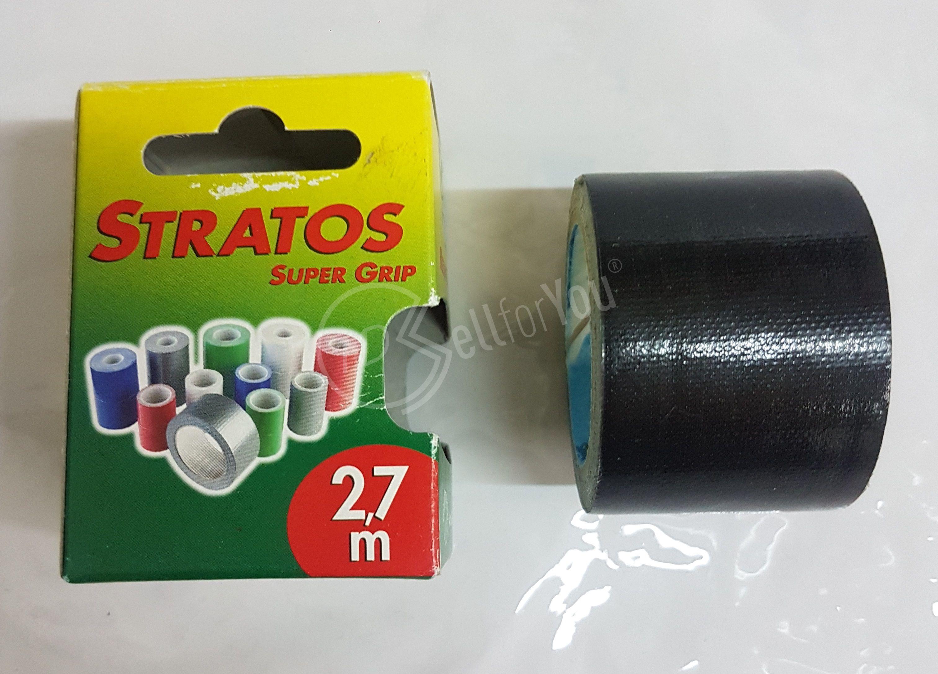 sellforyou immagine default articolo correlato non trovatoNastro adesivo in tela Stratos Super Grip Brunner 0202240