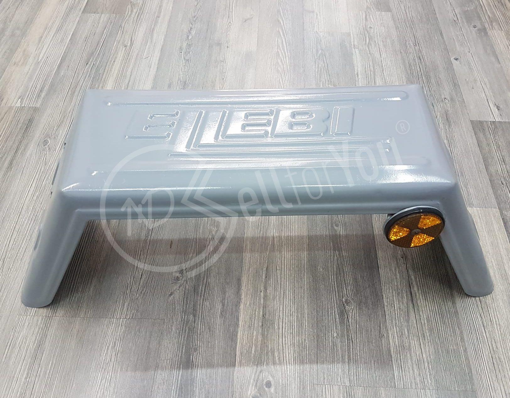 sellforyou immagine default articolo correlato non trovatoParafango in ferro per carrelli Ellebi 00115