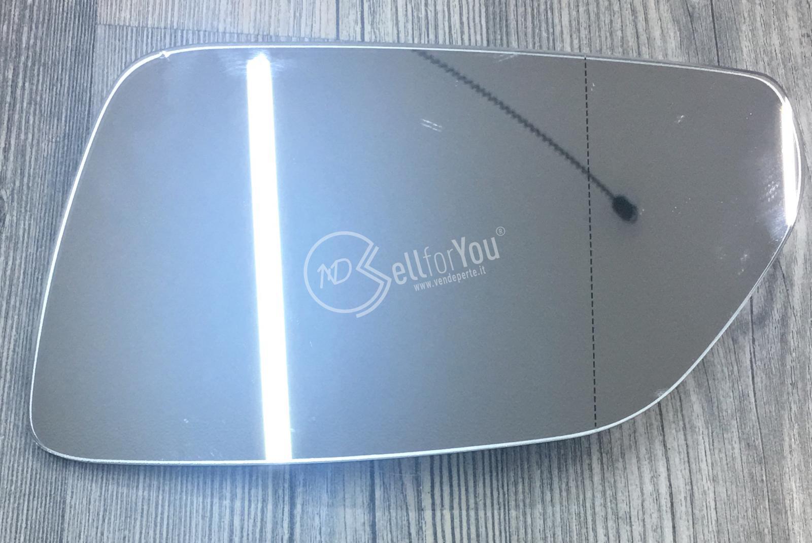 sellforyou immagine default articolo correlato non trovatoVetro specchio sinistro VW Polo codice. 6Q0857521E