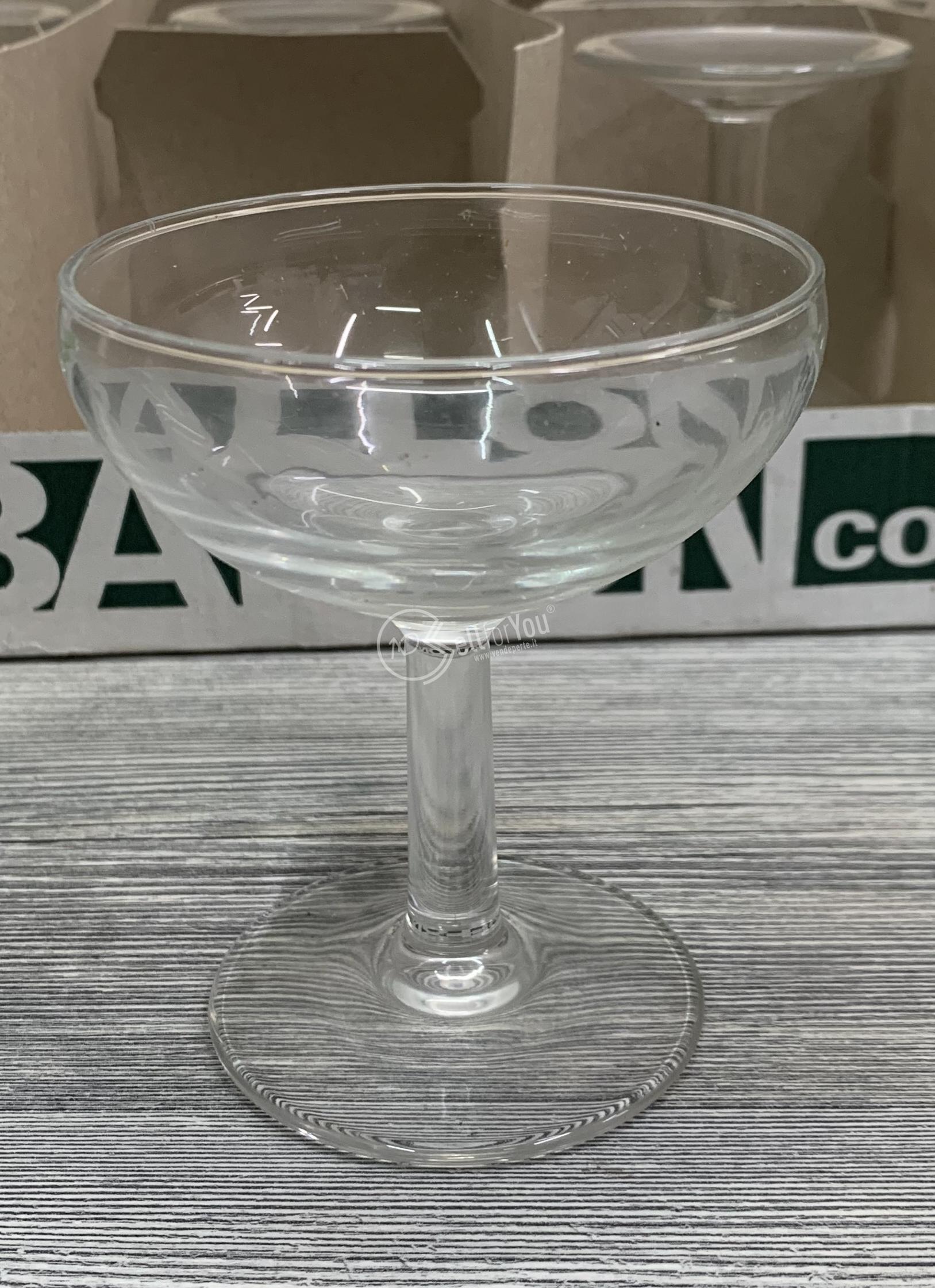 sellforyou immagine default articolo correlato non trovatoSet 12 coppe in vetro per Champagne