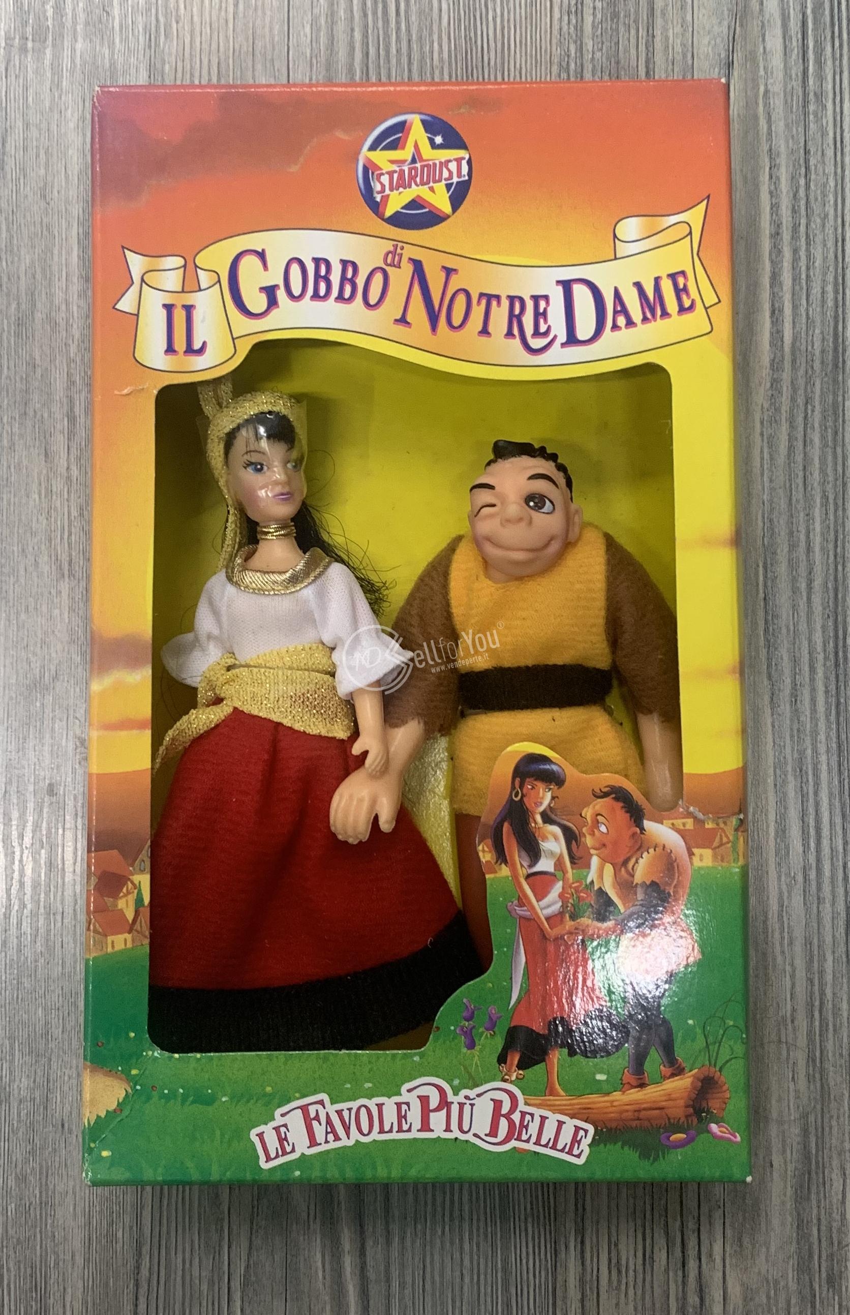 sellforyou immagine default articolo correlato non trovatoIl Gobbo di Notre Dame - Stardust