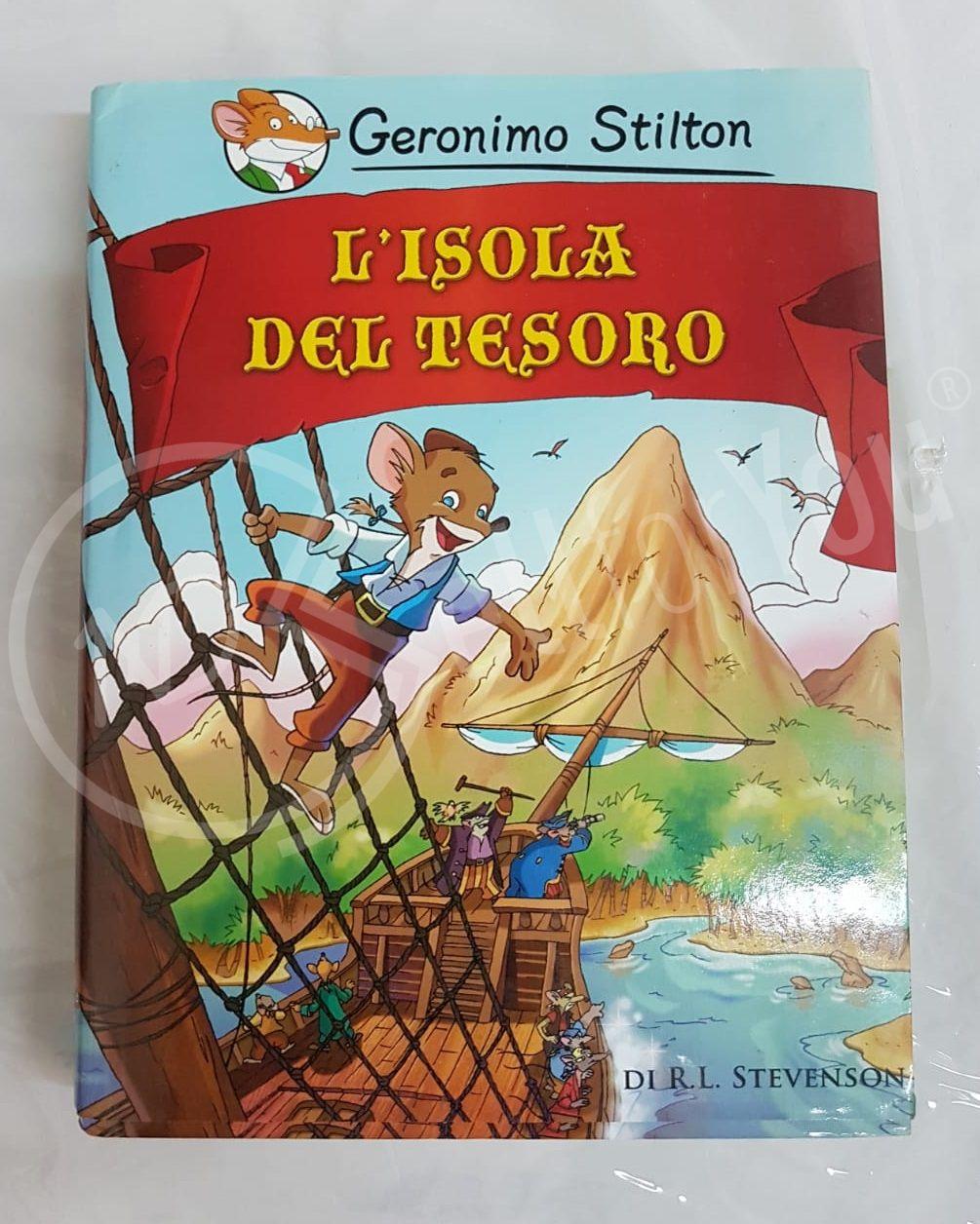 sellforyou immagine default articolo correlato non trovatoLibro Geronimo Stilton