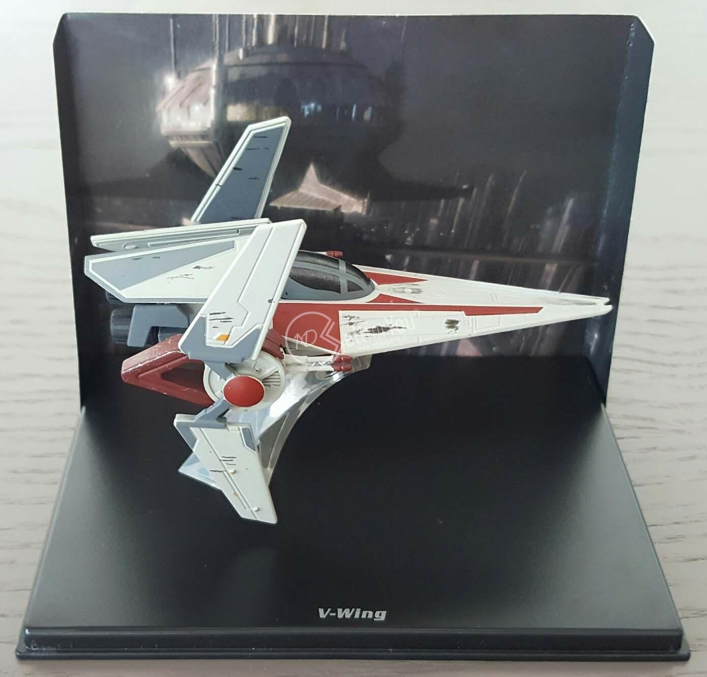 sellforyou immagine default articolo correlato non trovatoStar Wars V-wing navicelle e veicoli DeAgostini 91028