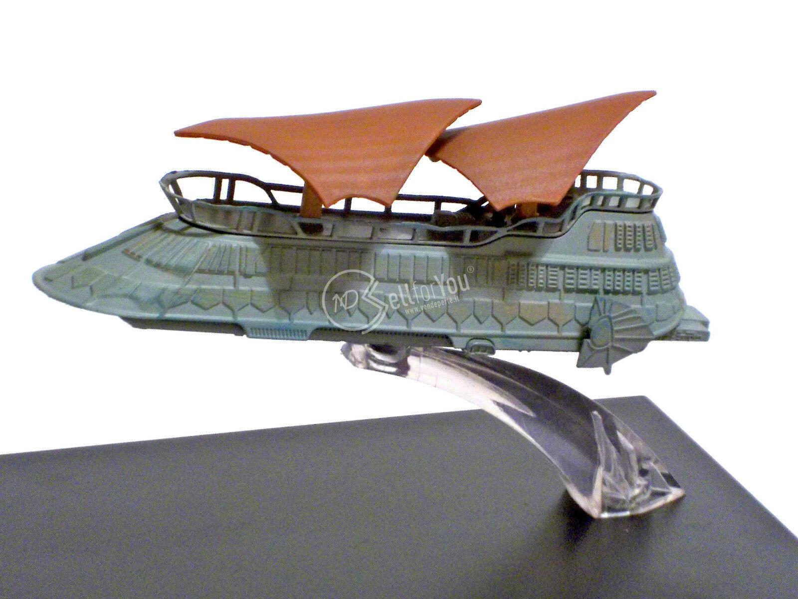 sellforyou immagine default articolo correlato non trovatoStar Wars Jabba the Hutt's sall barge DeAgostini