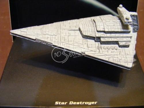 sellforyou immagine default articolo correlato non trovatoStar Wars Star Destroyer navicelle e veicoli DeAgostini 91004