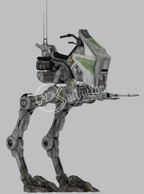 sellforyou immagine default articolo correlato non trovatoStar Wars AT-RT navicelle e veicoli DeAgostini 91029