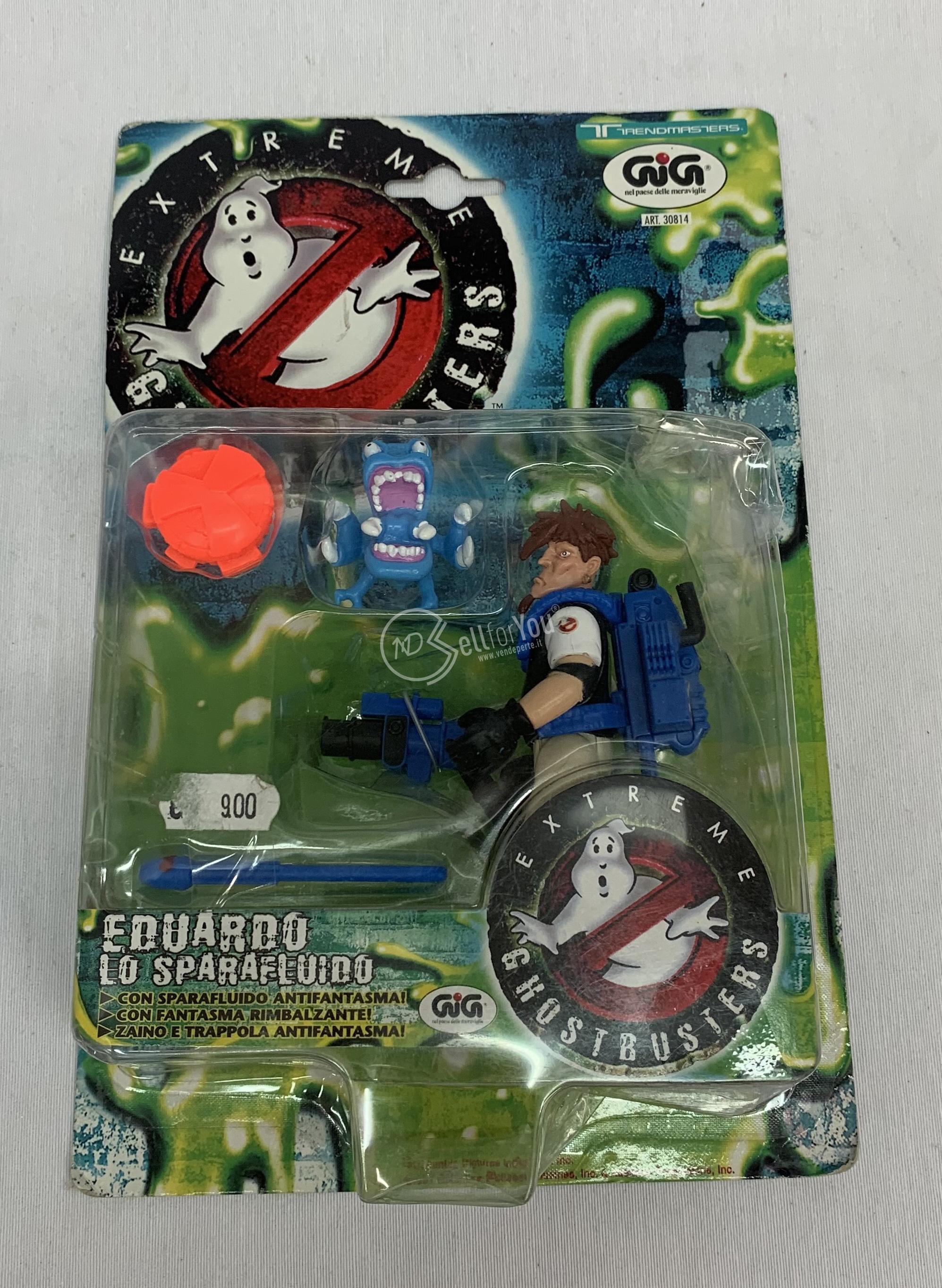 sellforyou immagine default articolo correlato non trovatoExtreme Ghostbuster Eduardo lo sparafluido Gig 30814