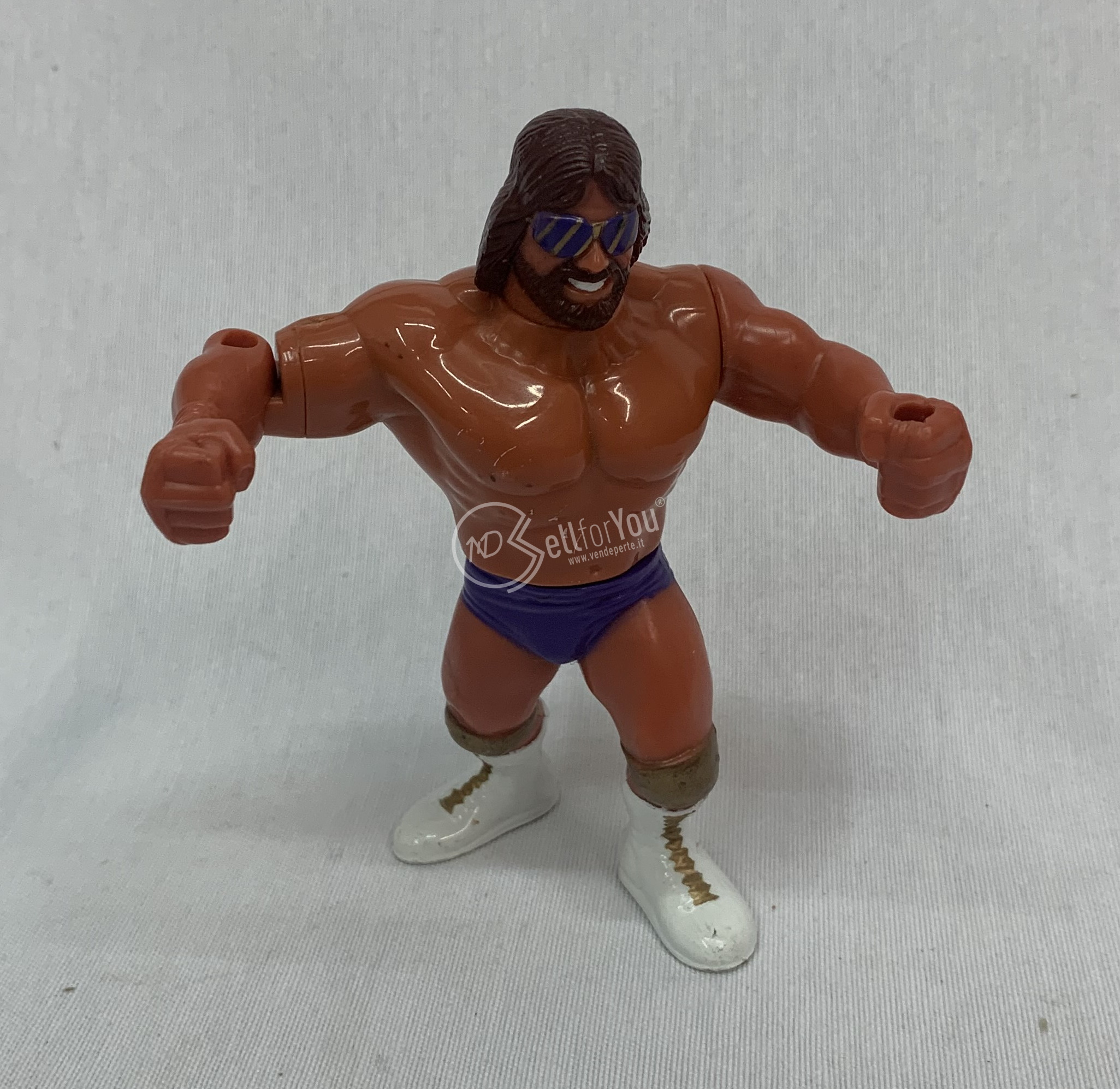 sellforyou immagine default articolo correlato non trovatoMacho king WWE vintage 1991
