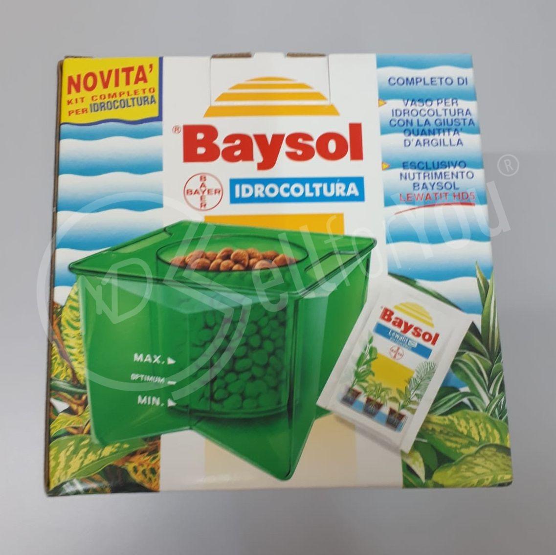 sellforyou immagine default articolo correlato non trovatoKit completo Idrocultura Idroponica Baysol Bayer