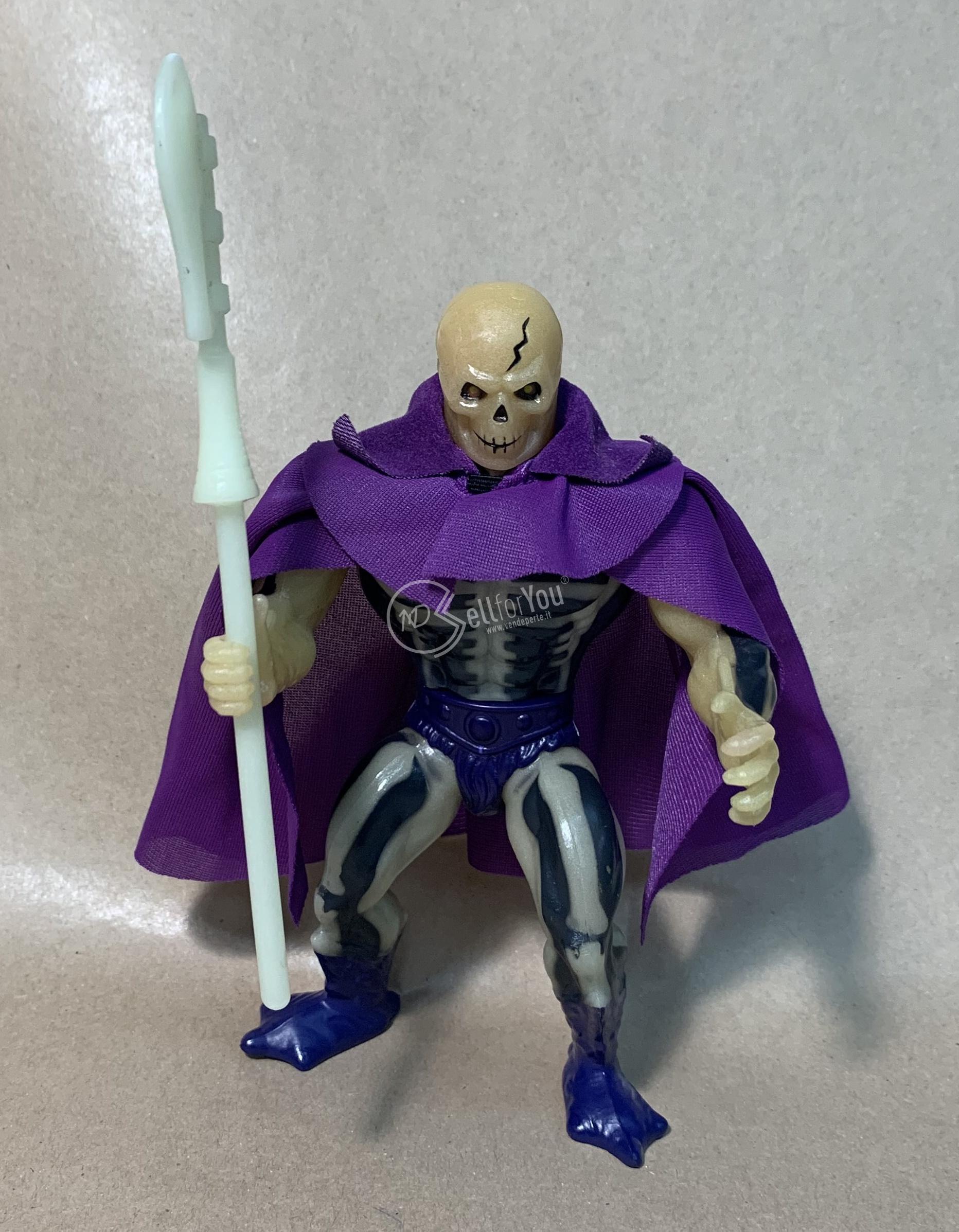 sellforyou immagine default articolo correlato non trovatoMasters of the Universe Scare Glow anni '80 Mattel 5