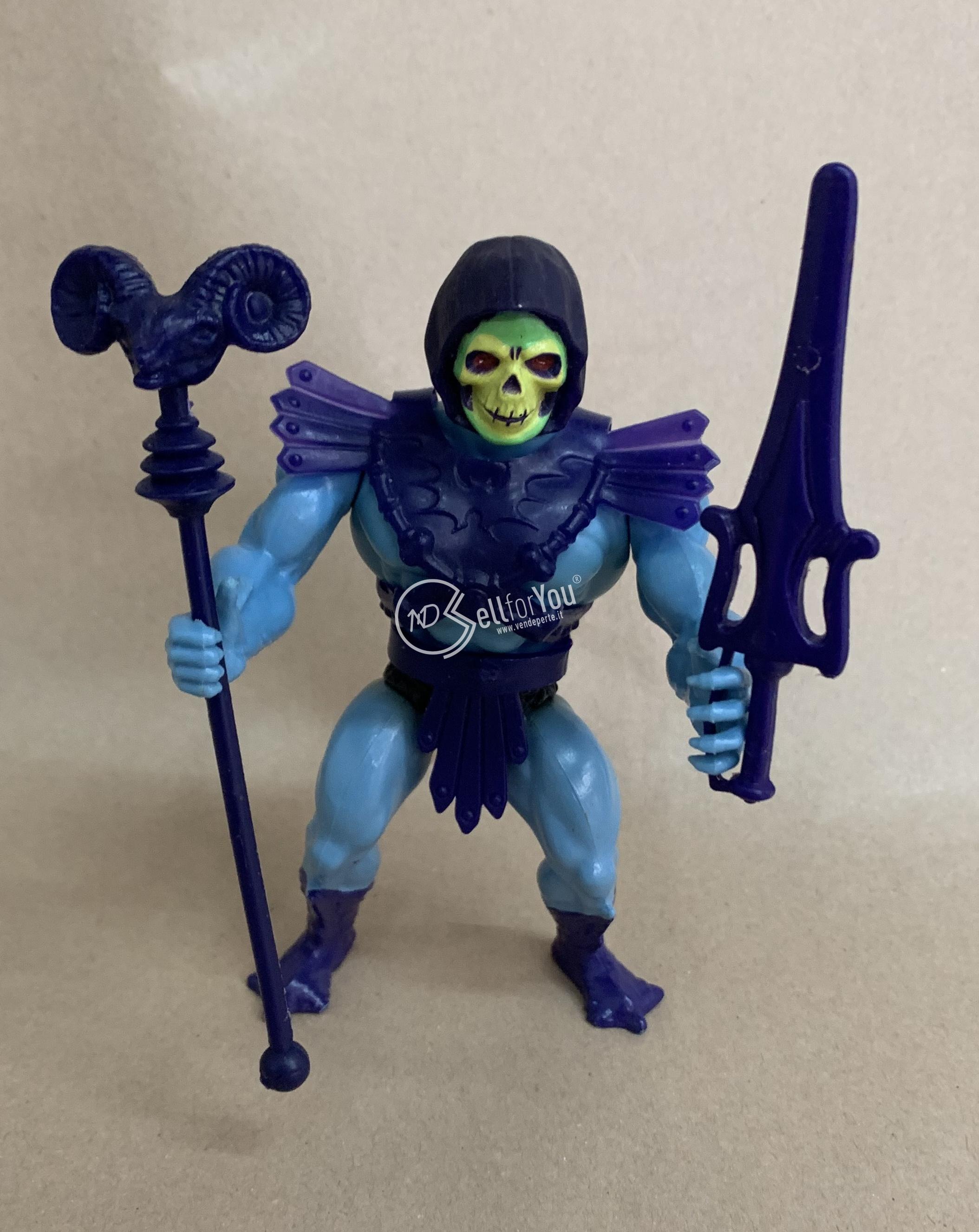 sellforyou immagine default articolo correlato non trovatoMasters of the Universe -Skeletor Mattel anni 1981 26