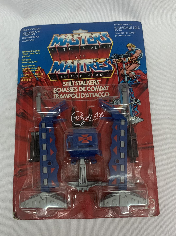 sellforyou immagine default articolo correlato non trovatoI trampoli d'attacco He Man Masters of Universe Mattel 1985