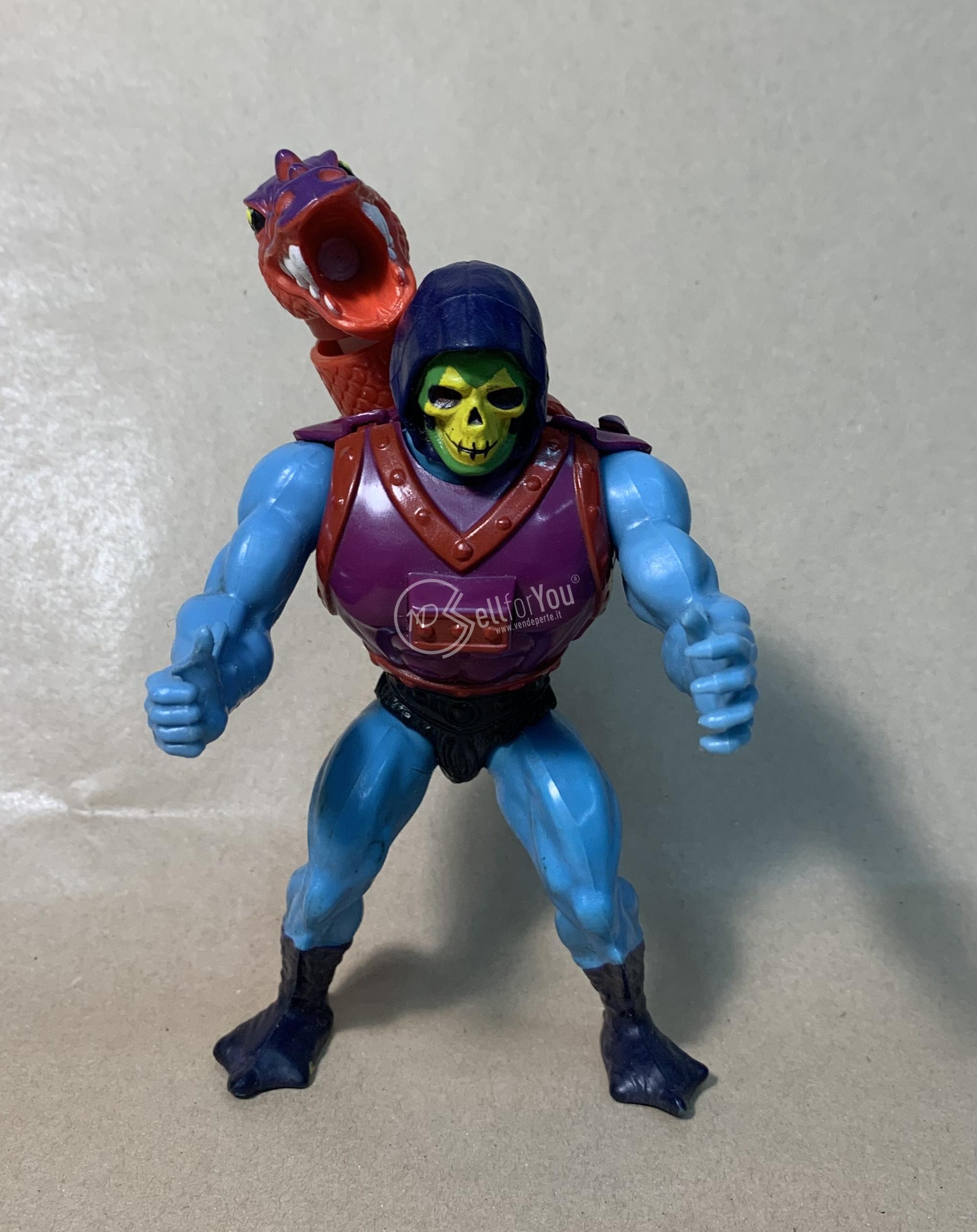 sellforyou immagine default articolo correlato non trovatoMasters of the Universe Skeletor dragon blaster Mattel
