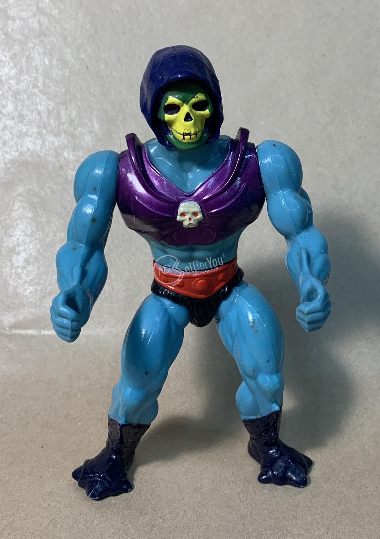 sellforyou immagine default articolo correlato non trovatoMasters of the Universe Skeletor terror claws Mattel 1985 29