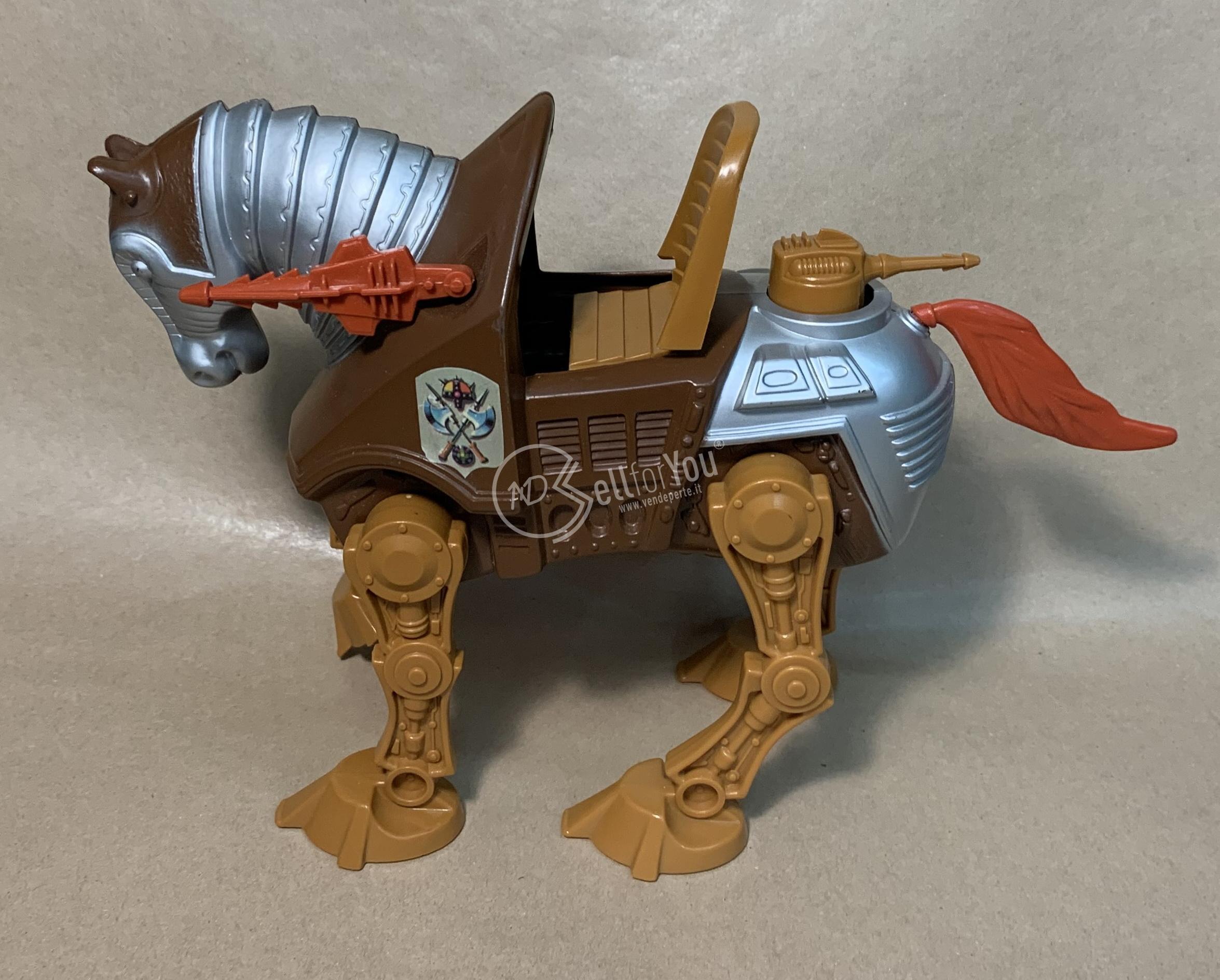 sellforyou immagine default articolo correlato non trovatoMasters of Universe Stridor cavallo 1983