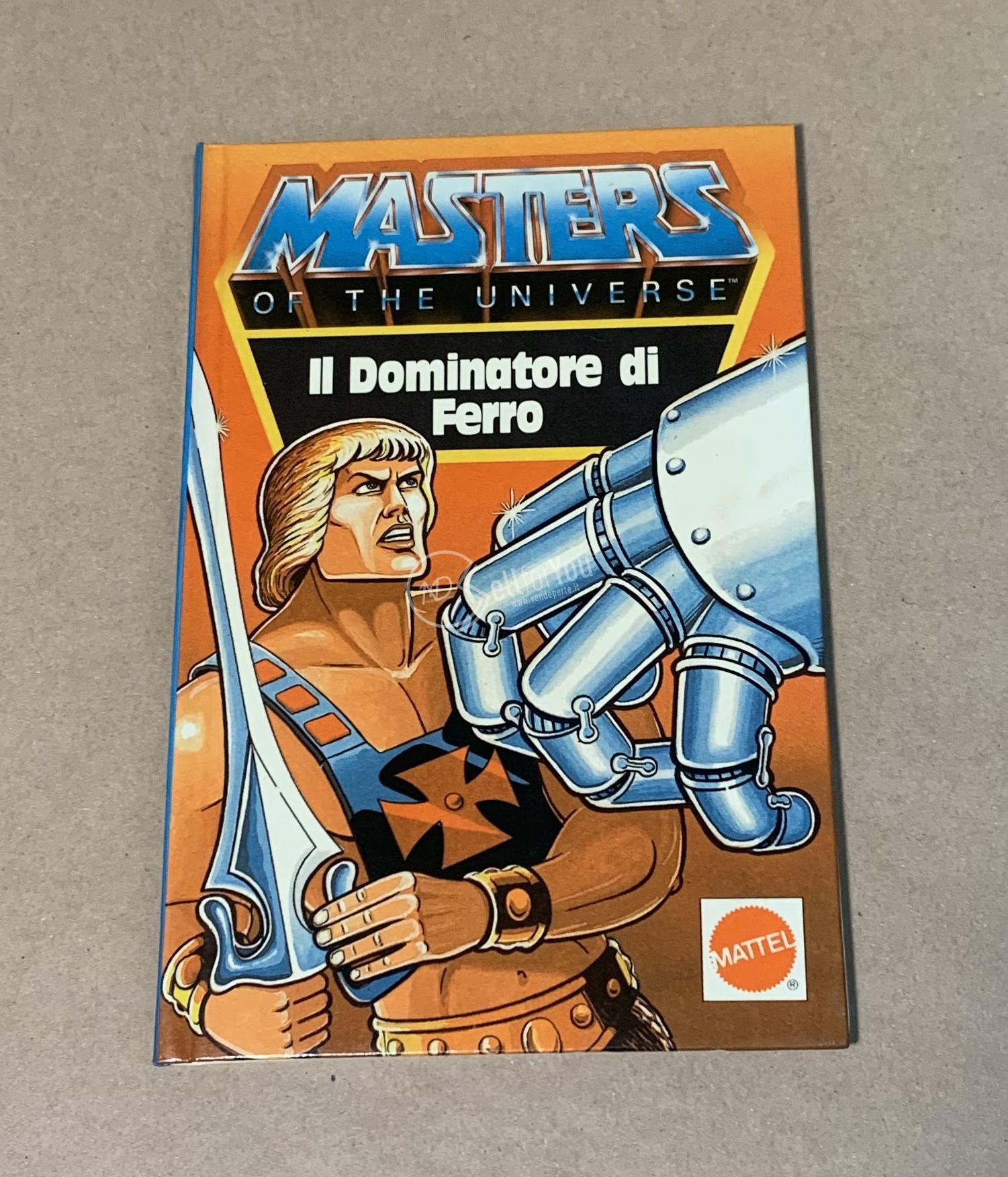 sellforyou immagine default articolo correlato non trovatoMasters of the Universe il Dominatore di ferro 1985