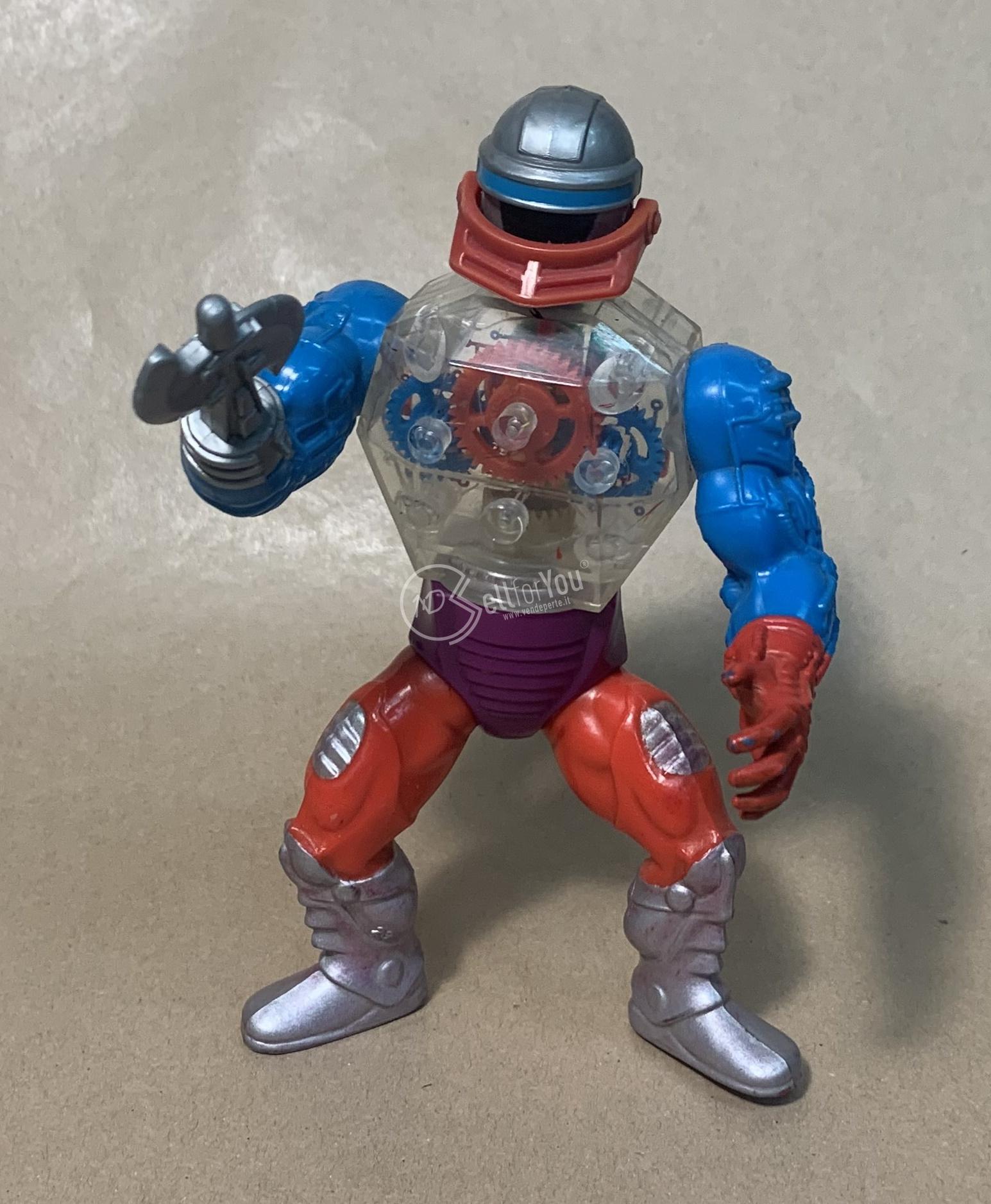 sellforyou immagine default articolo correlato non trovato Masters of Universe Roboto Mattel 1984