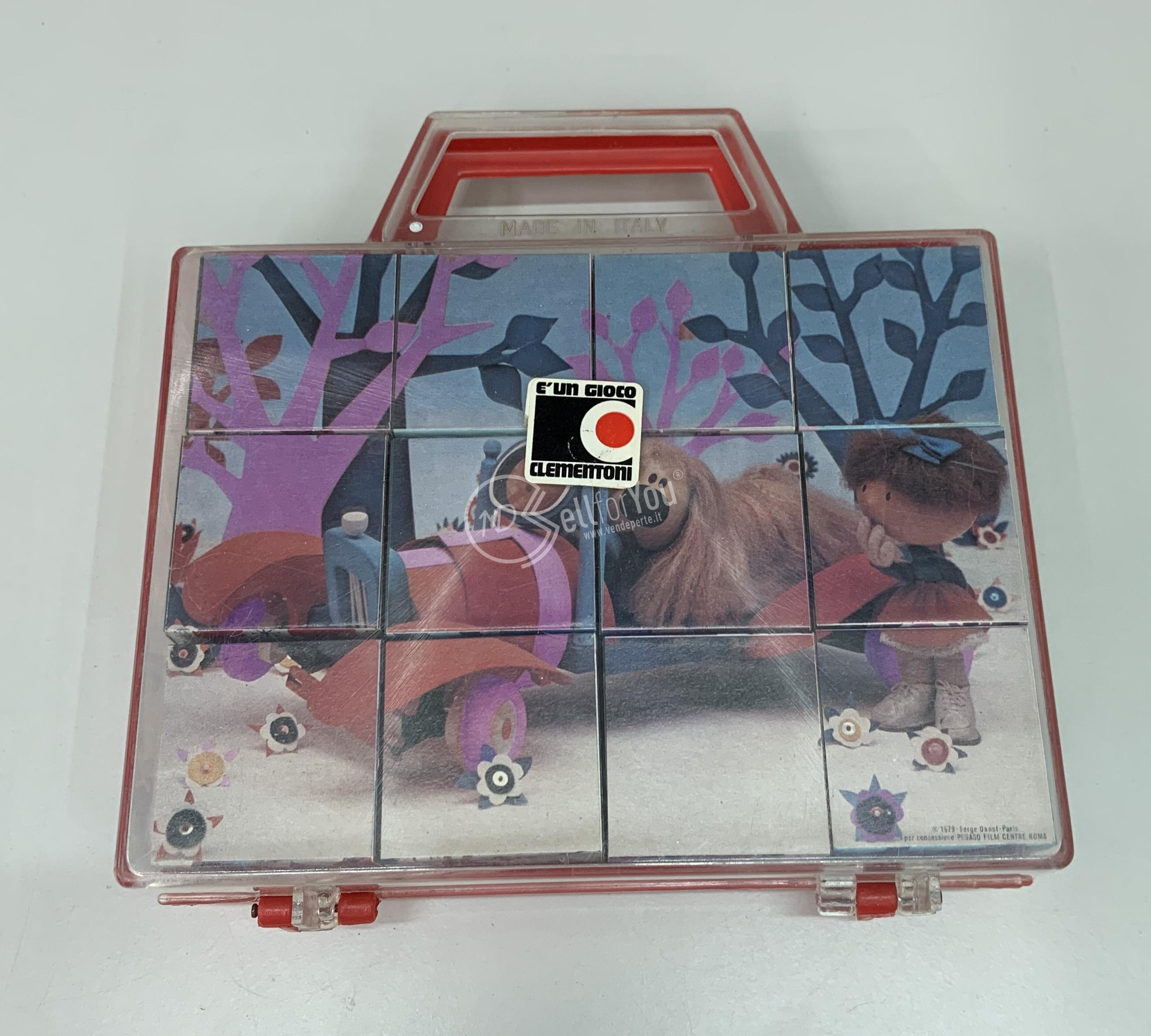 sellforyou immagine default articolo correlato non trovatoPuzzle cubi Disney Clementoni 12 pezzi