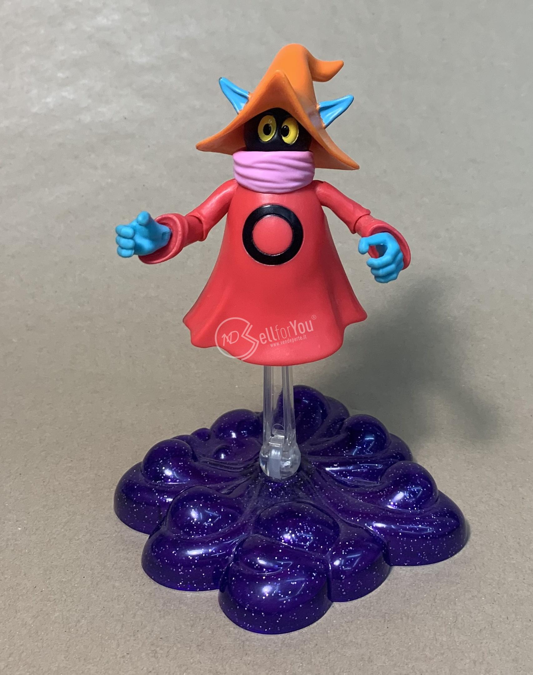 sellforyou immagine default articolo correlato non trovatoMasters of the Universe Origins Orko Mattel 2020