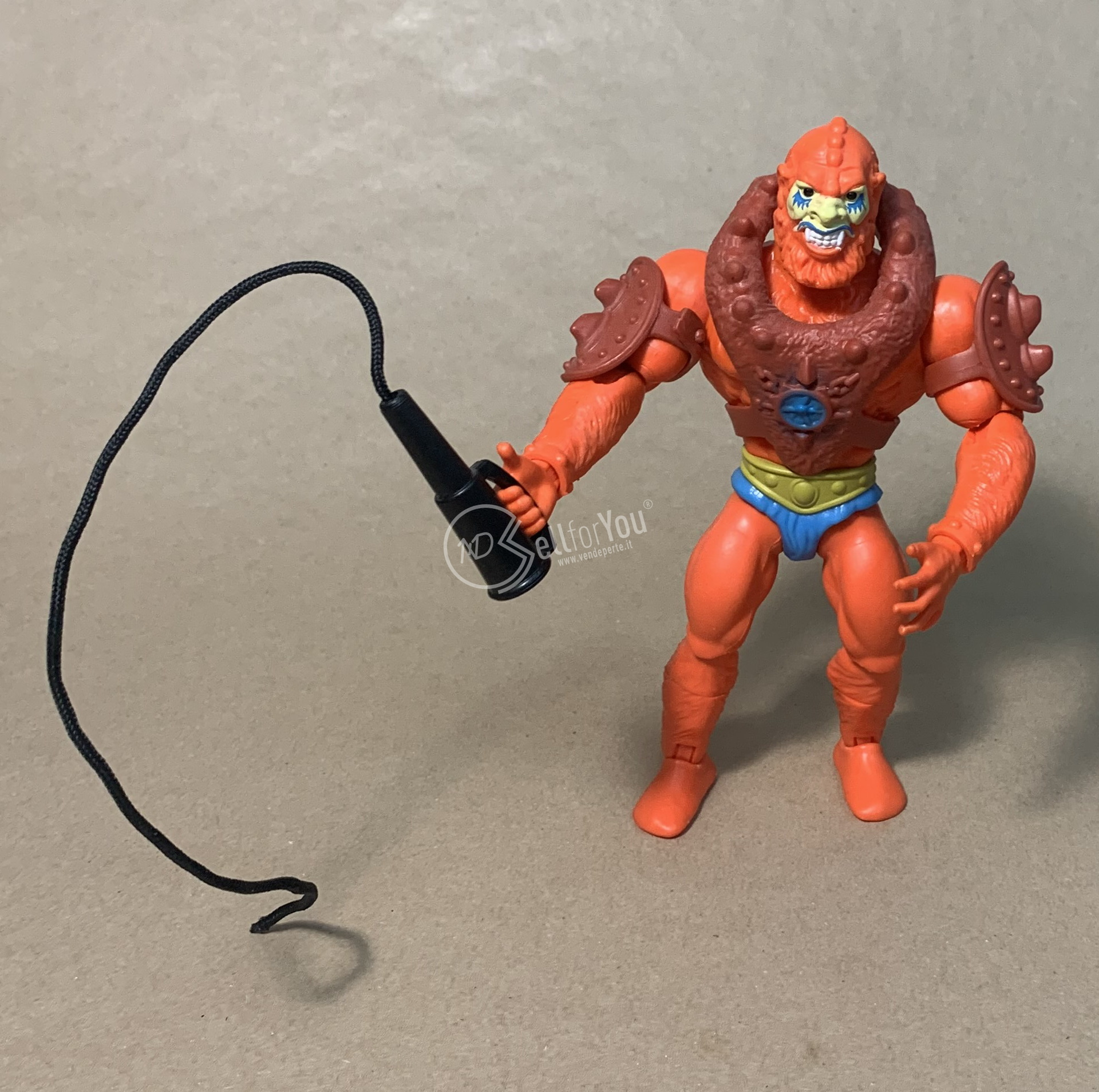sellforyou immagine default articolo correlato non trovatoMasters of the Universe Origins Beast Man Mattel 2020