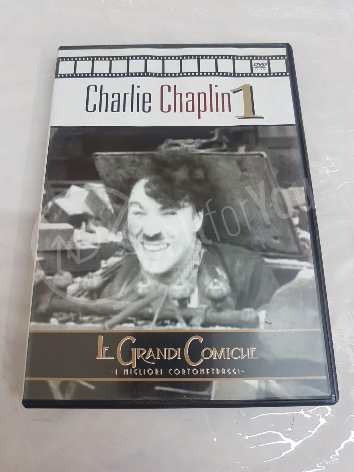 sellforyou immagine default articolo correlato non trovatoFilm dvd Charlie Chaplin 1