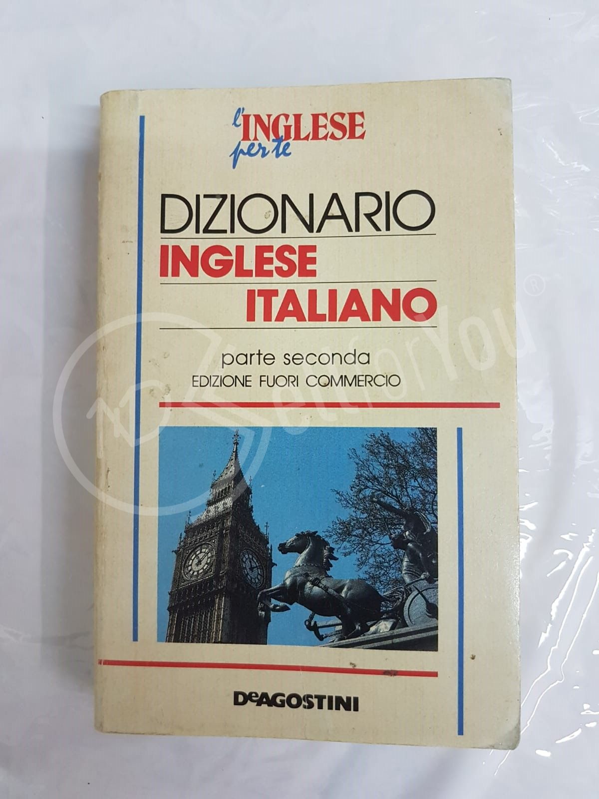 sellforyou immagine default articolo correlato non trovatoDizionario tascabile Inglese-Italiano DeAgostini