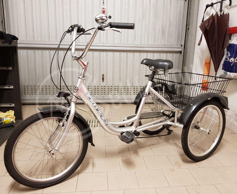 sellforyou immagine default articolo correlato non trovatoBicicletta Sempion a tre ruote