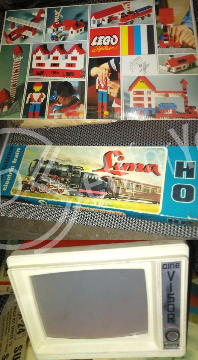 sellforyou immagine articolo Lotto di giocattoli vintage anni '70