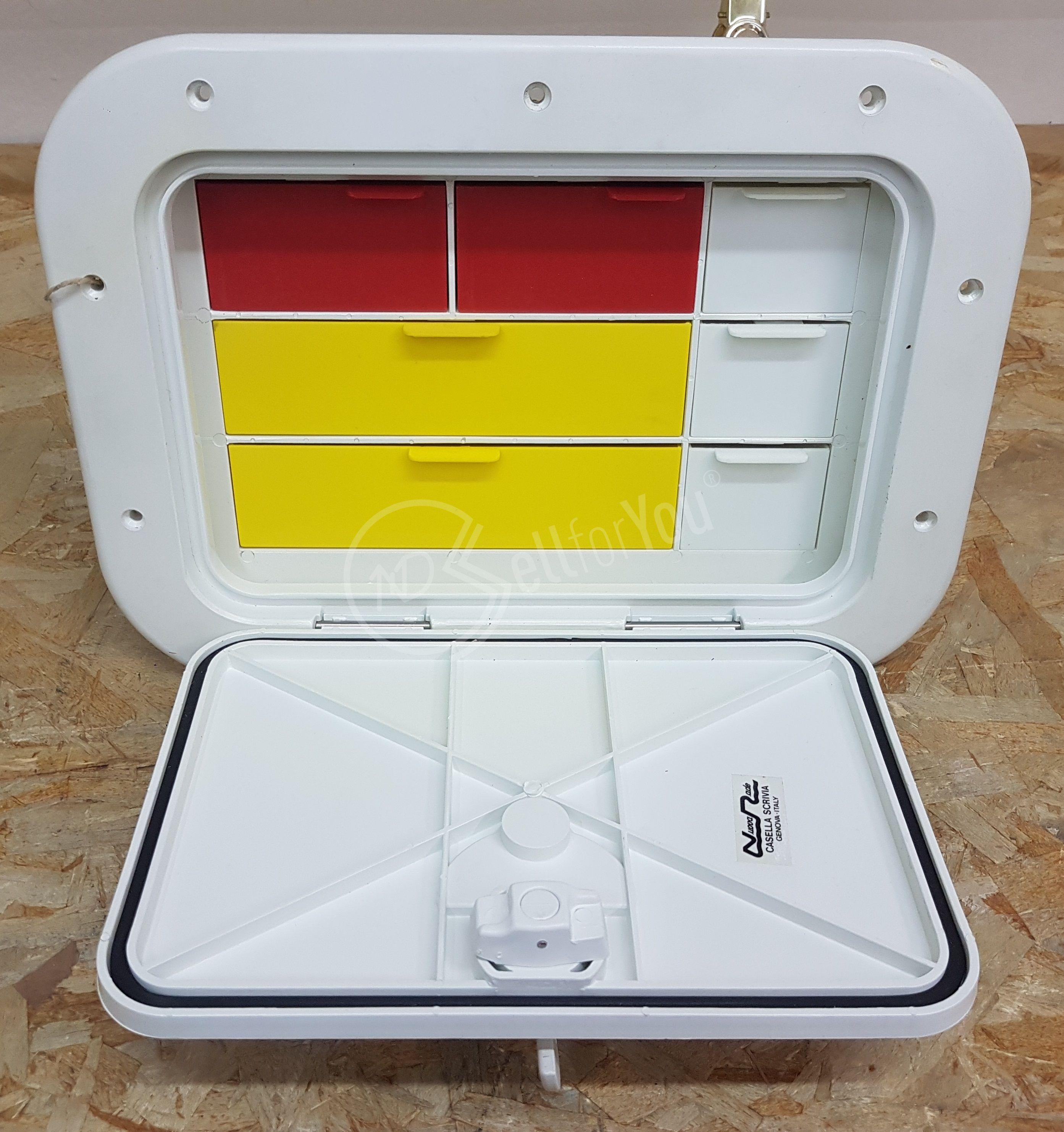 Sportello con cassettiera serie Top Line Nuova Rade 45065 sellforyou