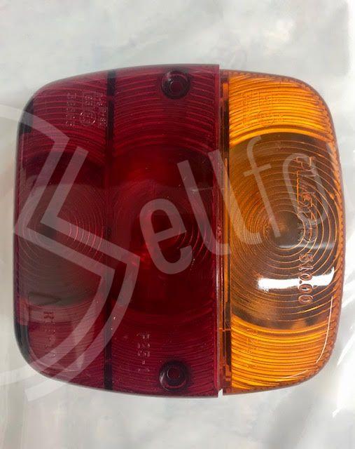 sellforyou immagine articolo Fanale posteriore 3 luci per caravan marca Sifi cod.95105