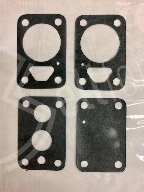 sellforyou immagine articolo Kit diaframma motore Mercury 20HP 2T cod.47988A1