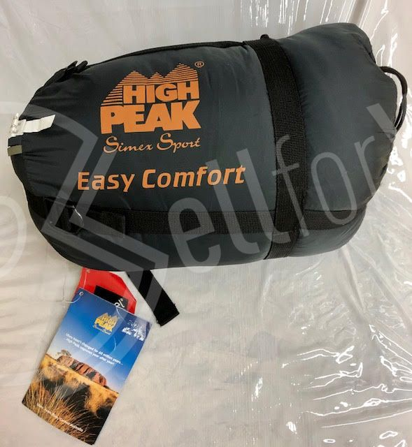 sellforyou immagine articolo Sacco letto mod. easy comfort high peak cod. 2130300
