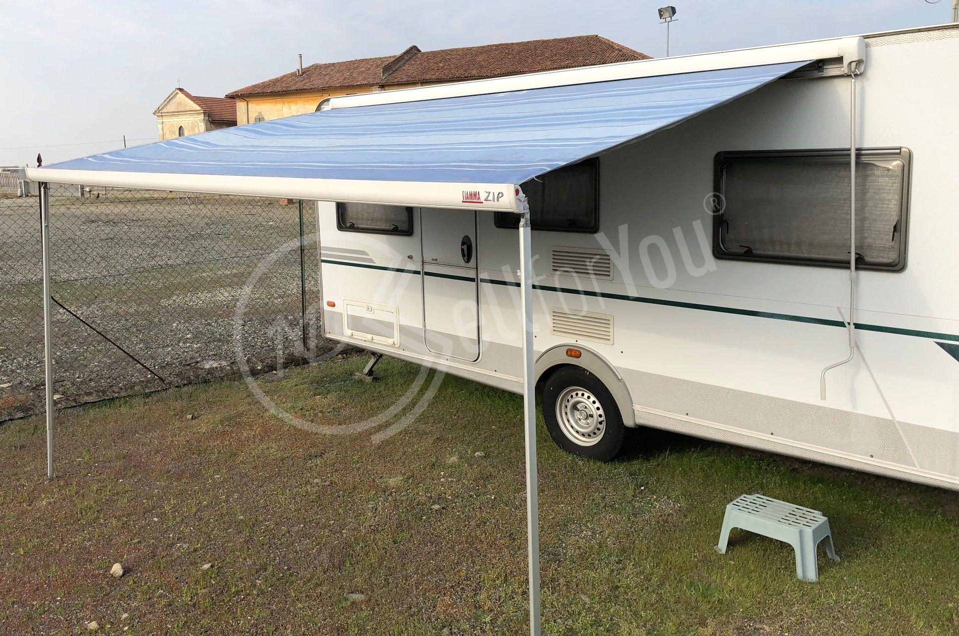 sellforyou immagine articolo Veranda per caravan Fiamma mod. ZIP L 400 Large (cod. 05720D03)