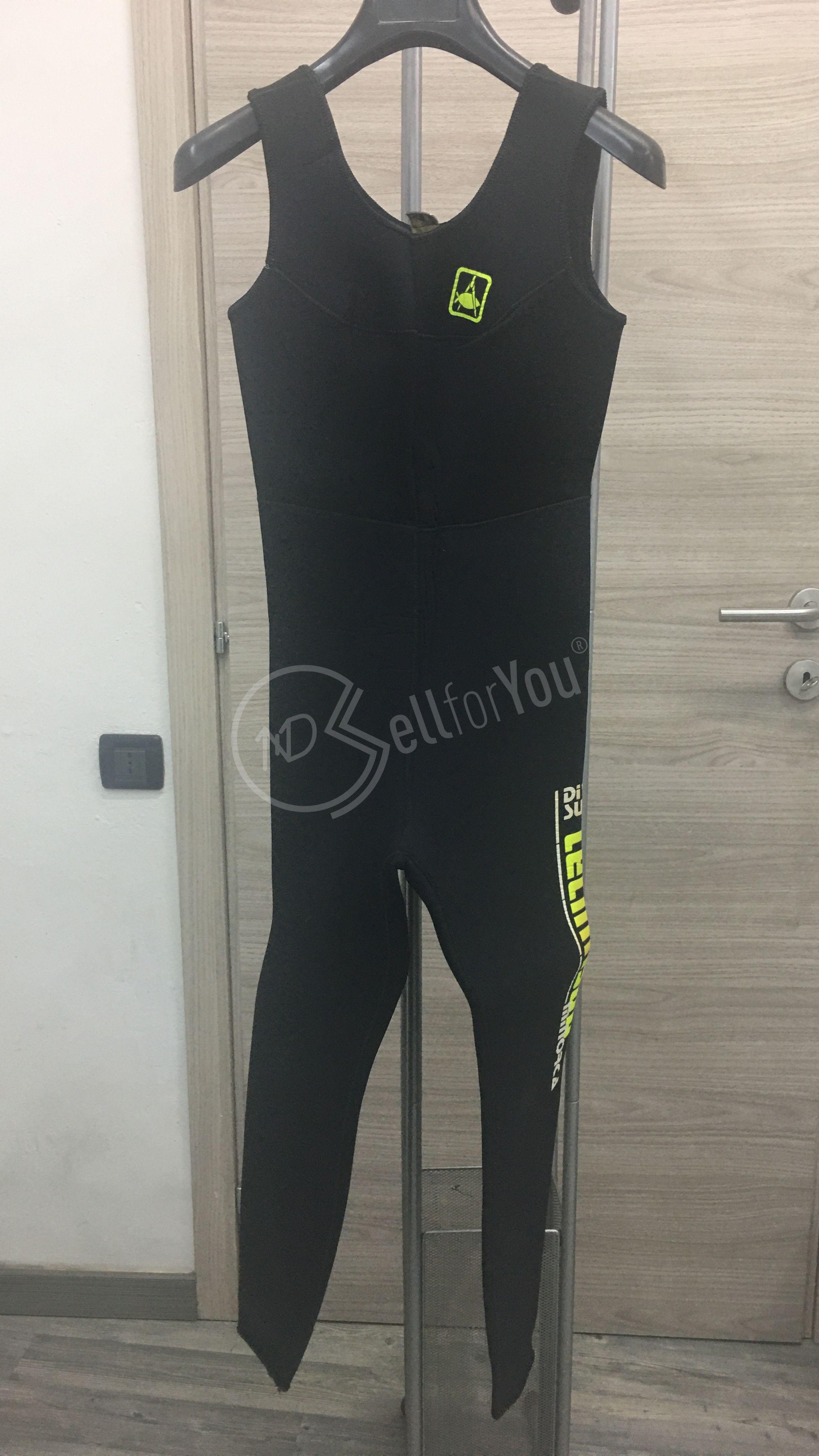 sellforyou immagine articolo Muta pantalone salopette Minorca lady tg 3 (46) Technisub