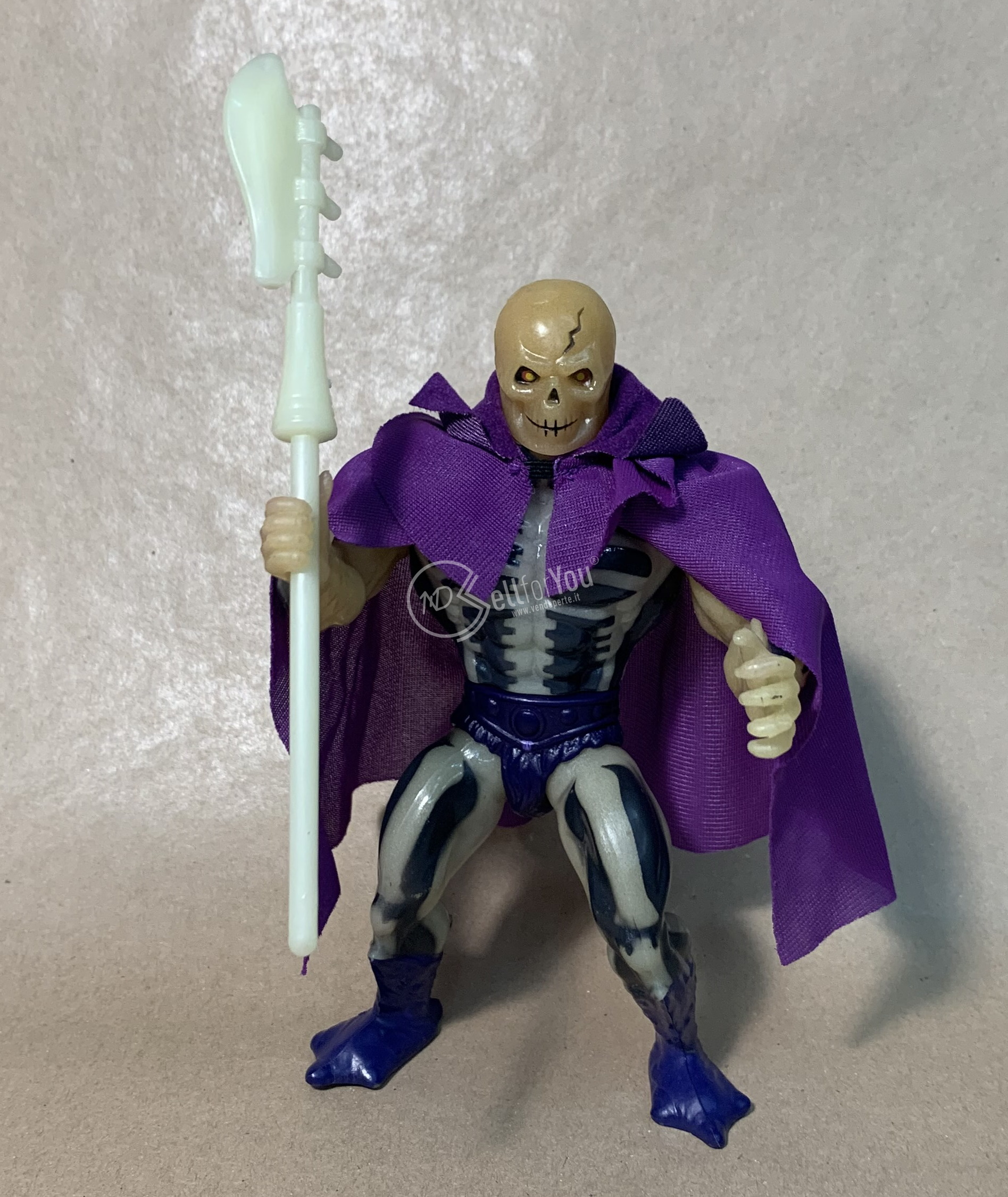 Masters of the Universe Scare Glow anni '80 Mattel   4 sellforyou