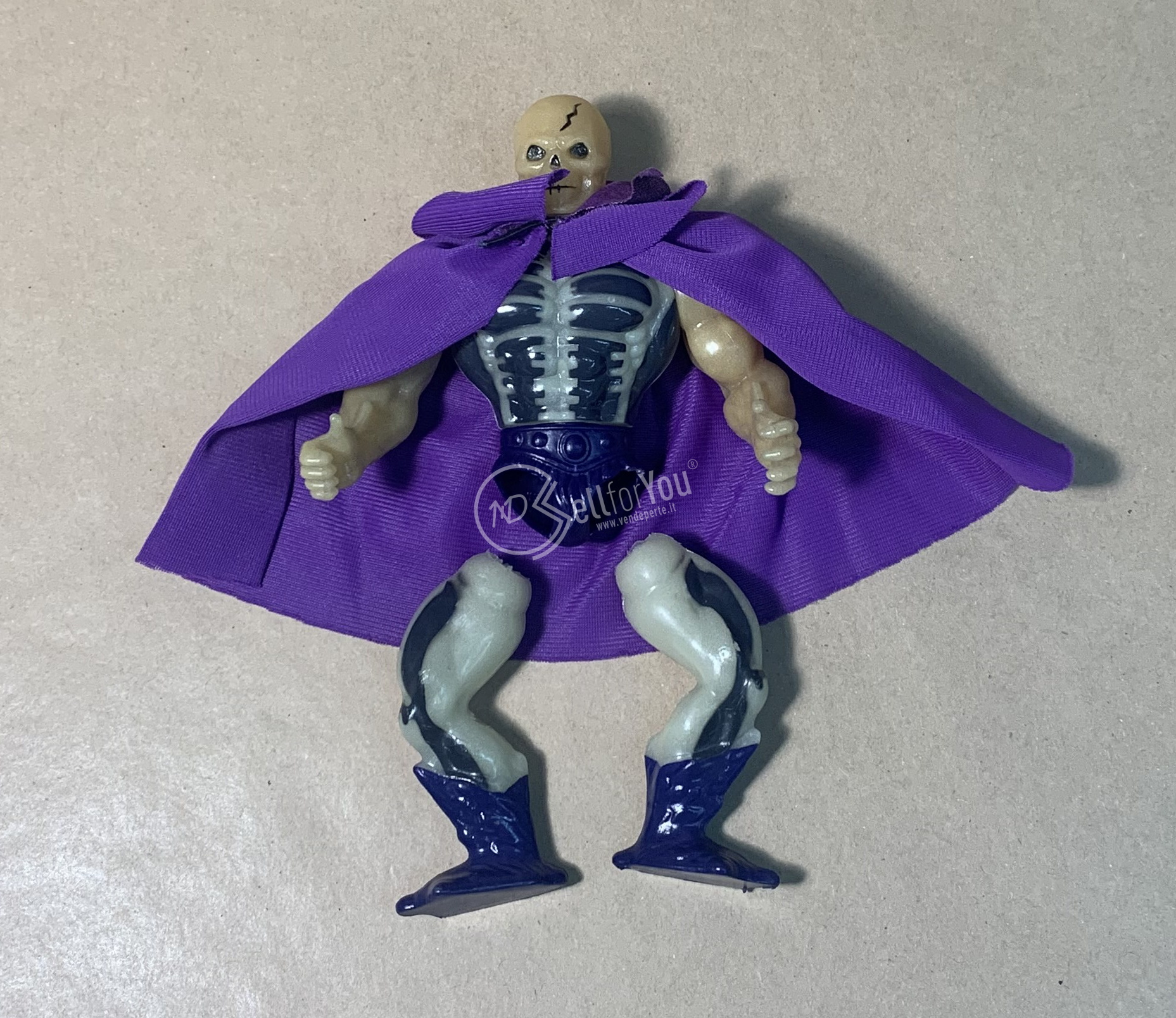 Masters of the Universe Scare Glow anni '80 Mattel 10 sellforyou