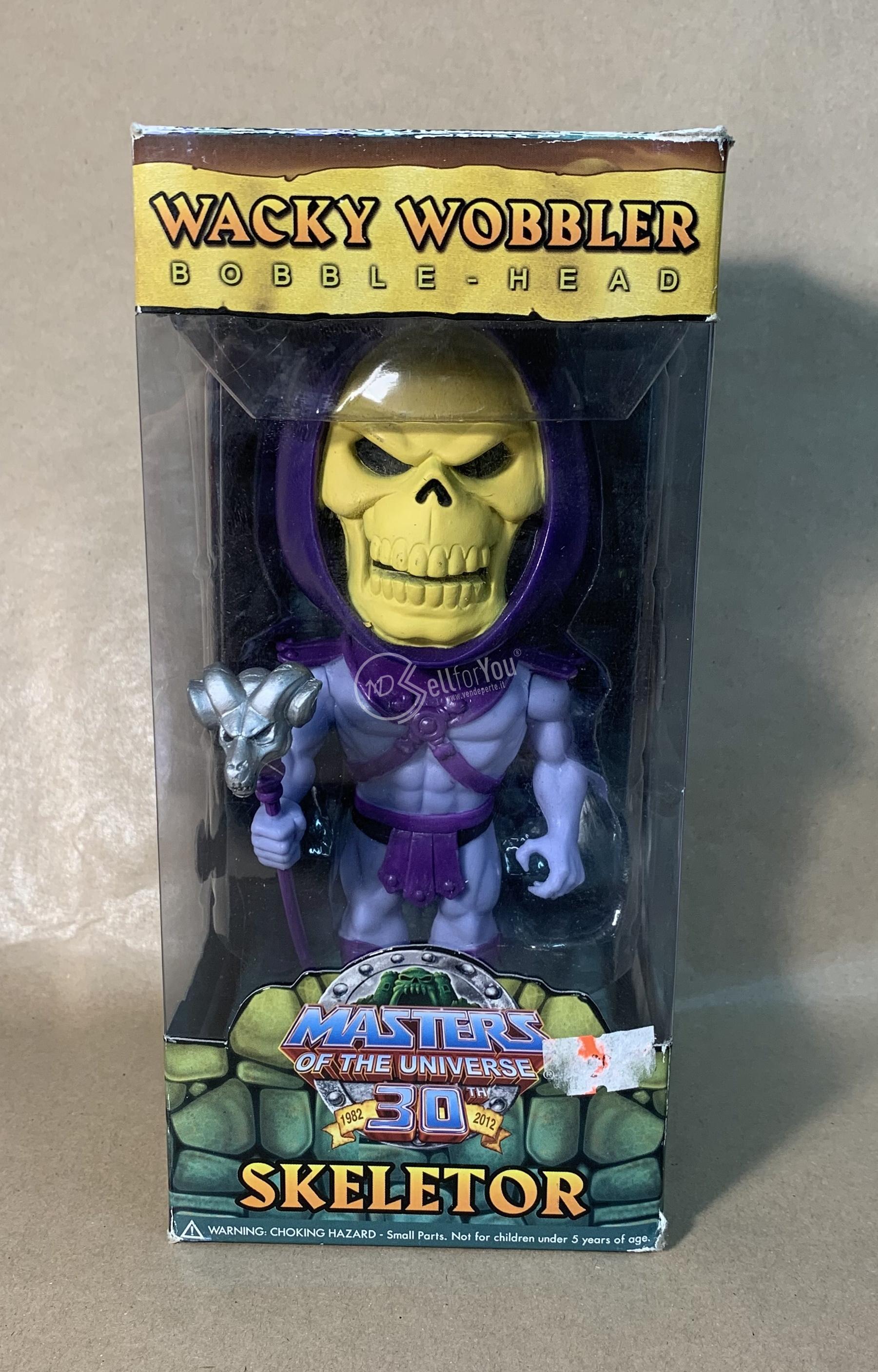 Masters of the Universe Skeletor Wacky Wobbler 2012 sellforyou