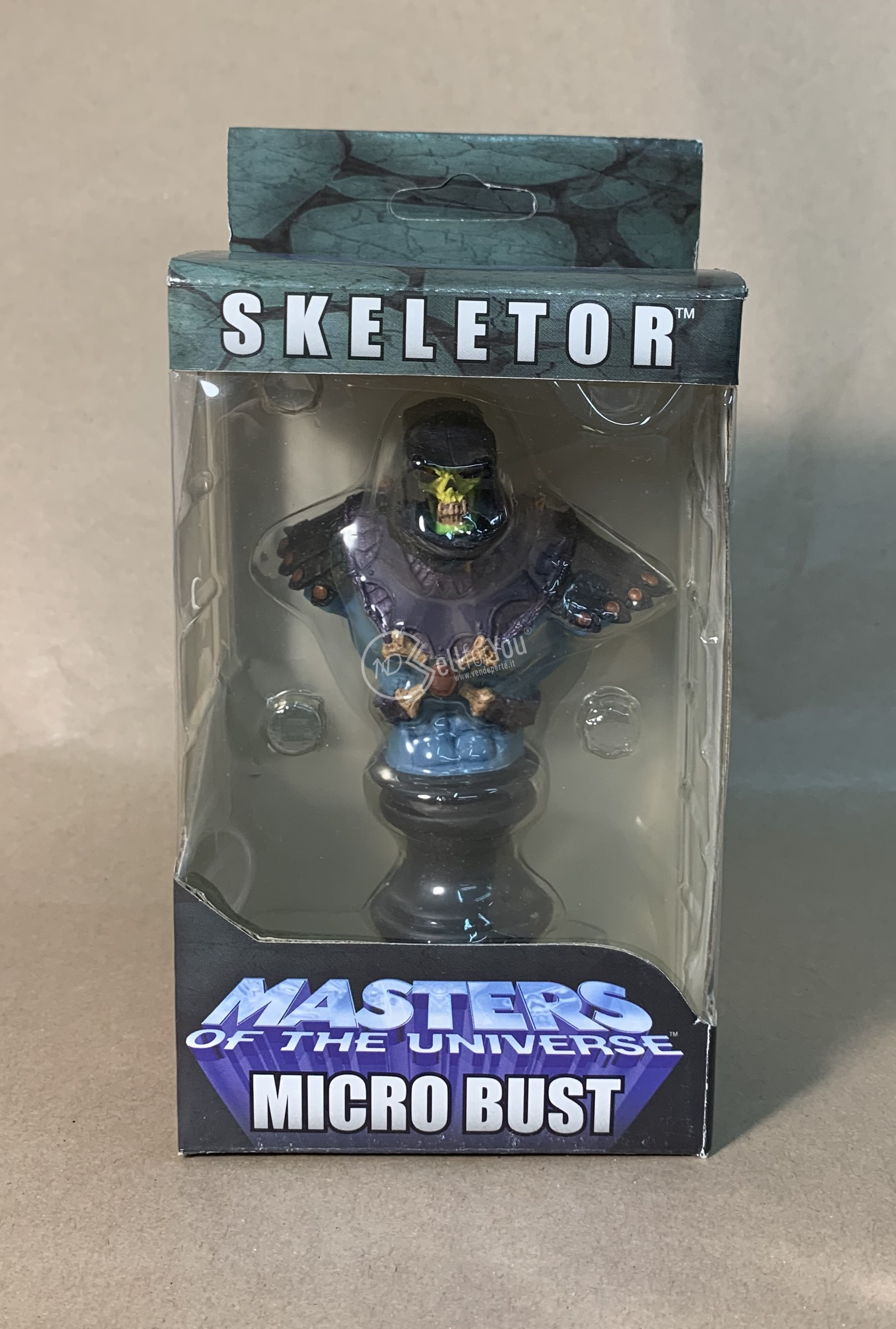 Masters of the Universe Neca Skeletor sellforyou