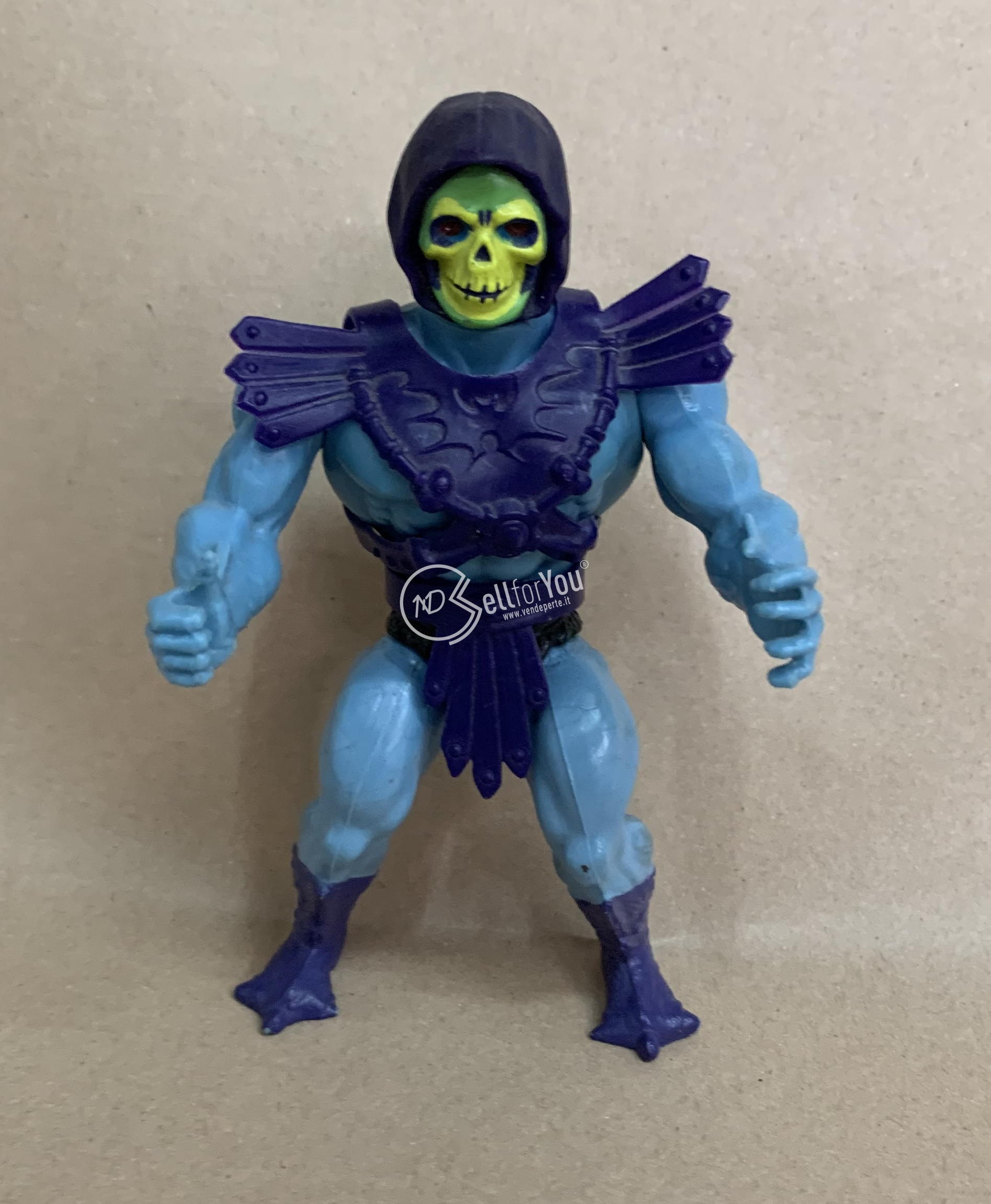 Masters of the Universe - Skeletor anni '80 24 sellforyou