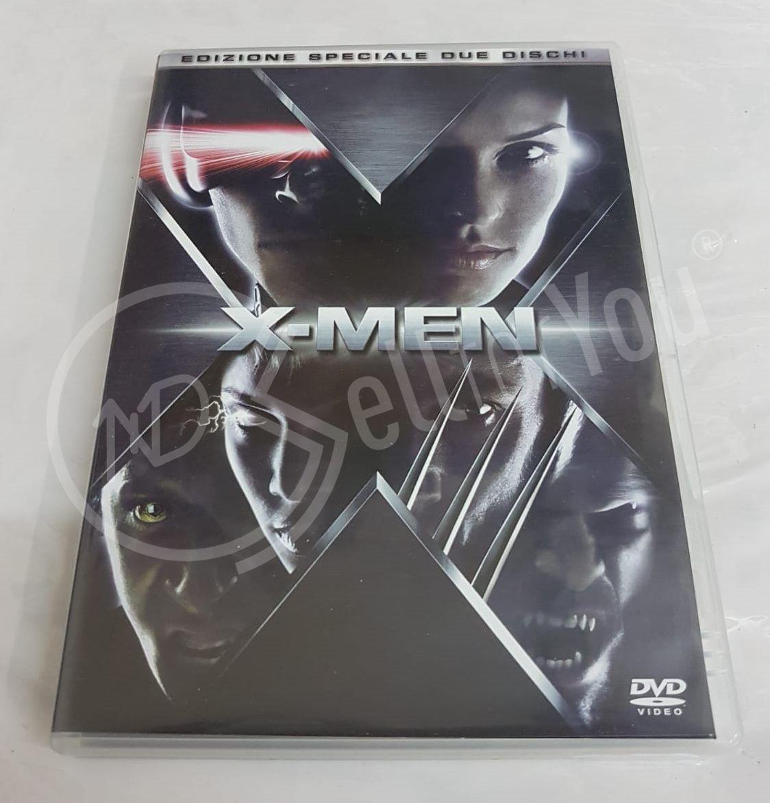 sellforyou immagine articolo Film DVD X-Men edizione speciale due dischi