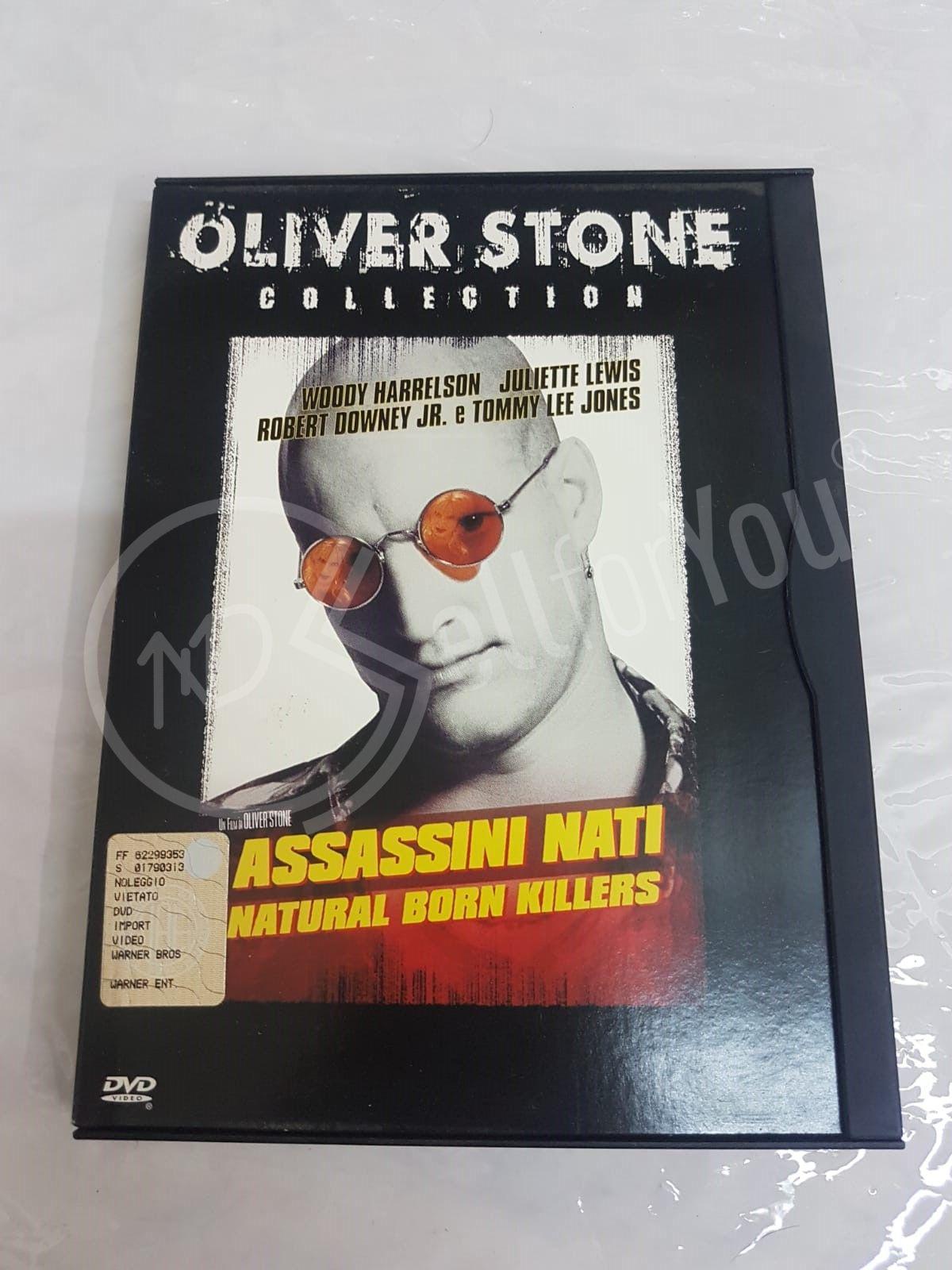 sellforyou immagine articolo Film dvd Oliver Stone