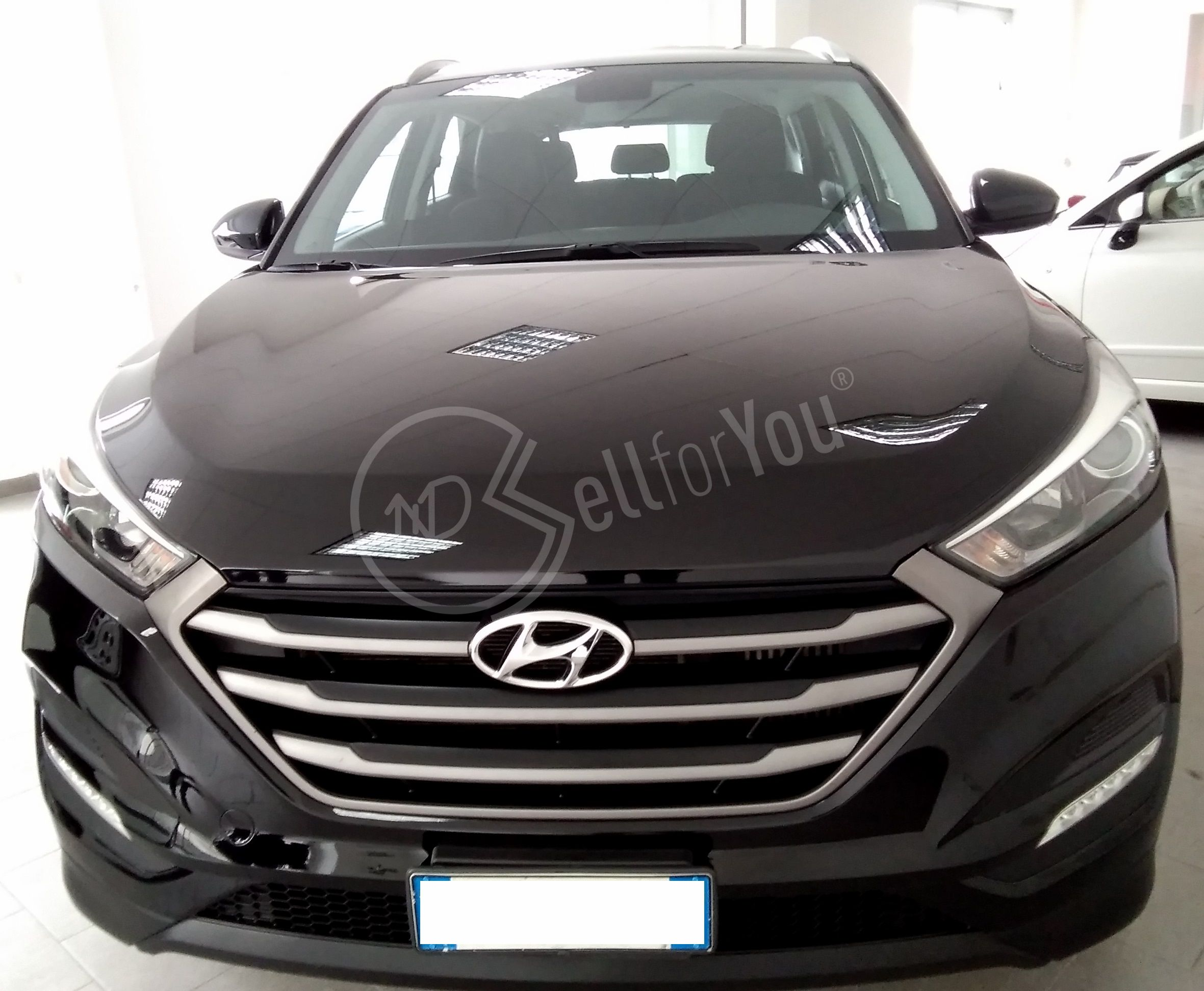 sellforyou immagine articolo Hyundai Tucson 1.7 CRDi Classic - anno 2015