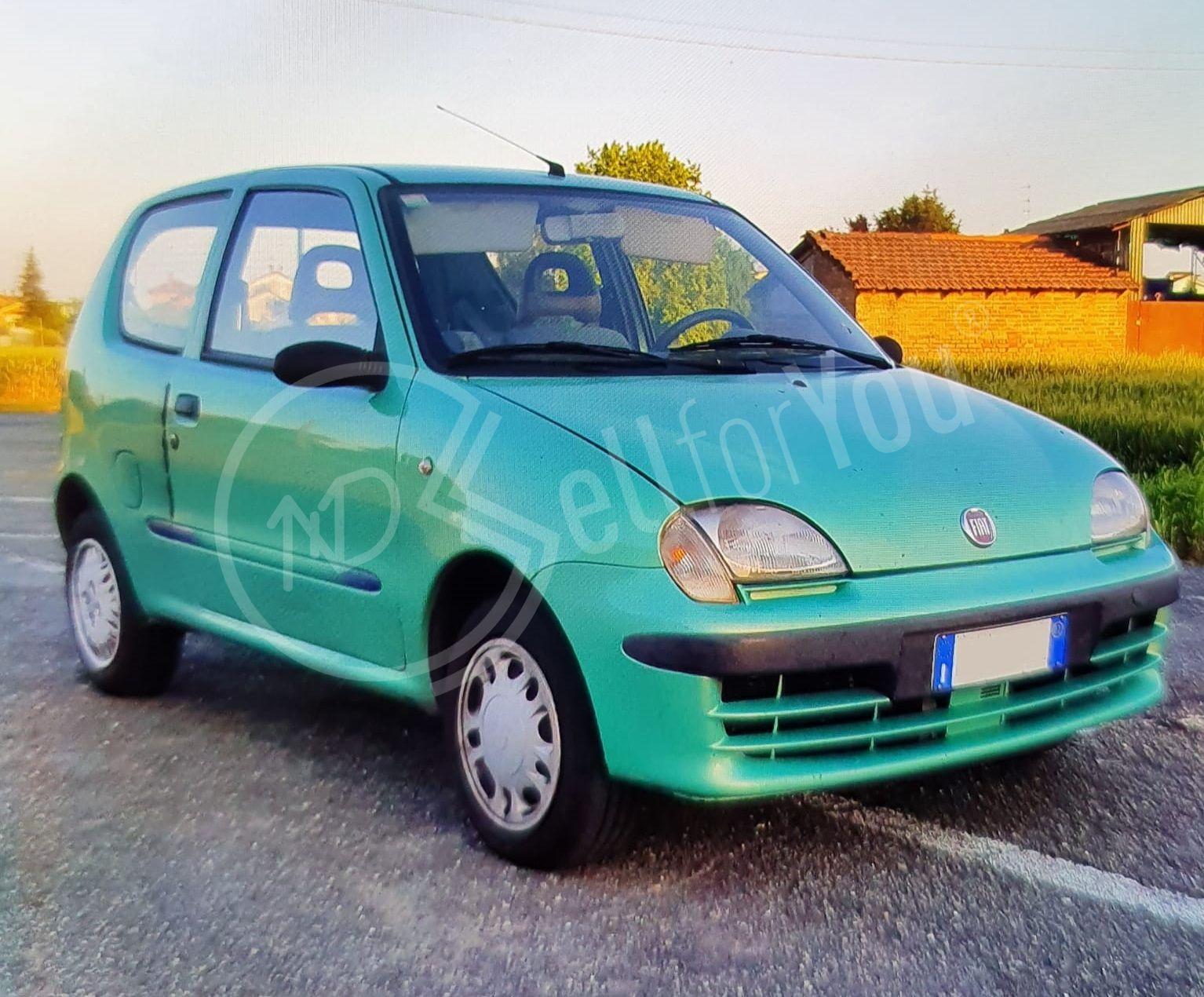 sellforyou immagine articolo Fiat Seicento EL - anno 2002